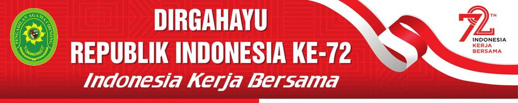 Dirgahayu Republik Indonesia Ke 72